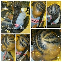 Feed in braids Columbia, 29203