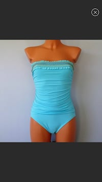 NWT BLEU ROD BEATTIE BATHING SUIT