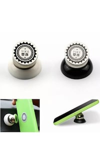 NEW Universal Magnetic Car Mount Kit Sticky Stand Holder