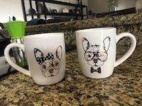 Ceramic Coffee Mugs for him and her Weston, 33326