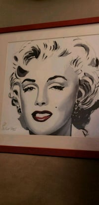 Marilyn Monroe framed picture  Sauk City, 53583