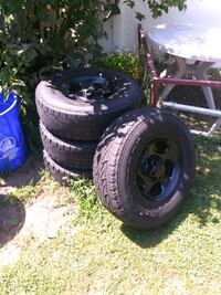 Tires & rims Ford Somers Point, 08244