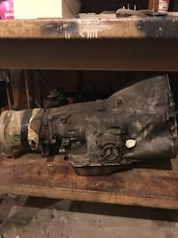 Transmission and transfer case Woodbine, 21797