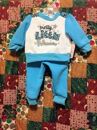 Pretty Little Princess Set  NWT Independence, 64054