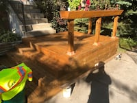 Deck+Fence Staining and Refinishing  Aurora, L4G 7E1