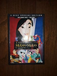 3 DISC SPECIAL EDITION includes DVD + BLU-RAY