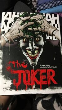 the joker comic book Woodstock, N4S 8P8
