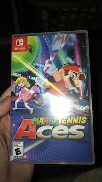 Mario Tennis Aces (It's about $60 in any store) Brick, 08723