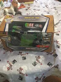 Grave digger romete controlled truck 1/15 or 1/16th scale  Bensenville, 60106