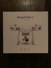 DJI Phantom 3 drone - BNIB!! SEALED - NEVER OPENED! :)