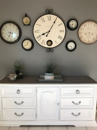 Beautiful Refinished Dresser and Nightstands Salt Lake City, 84106