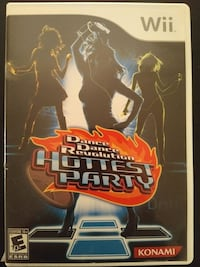 Nintendo Wii Dance Dance Revolution Hottest Party  Vaughan, L4L
