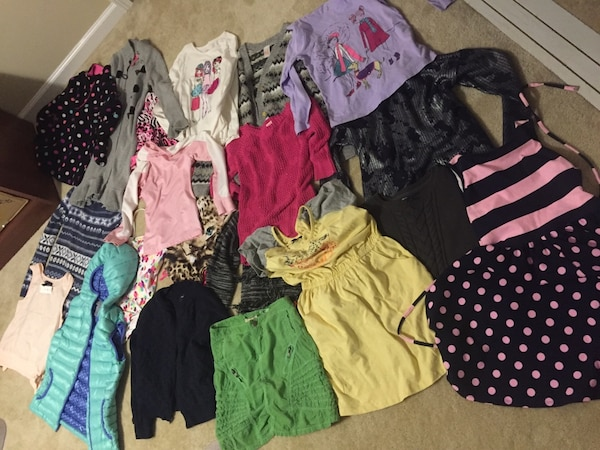 Used Girl Clothes Size 10 12 For Sale In Johns Creek Letgo