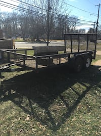 14 by 6 foot trailer