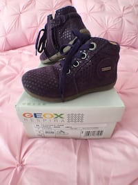 GEOX children's high top (sz.7)  Bradford West Gwillimbury, L3Z 1G1