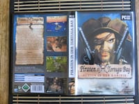 Piratenspiel pc cd rom Wittislingen, 89426