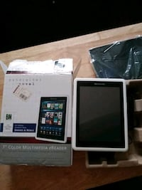 E-reader regular price 199 99 never been used selling for 100