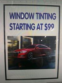 Have no time toTint your Windows Braselton