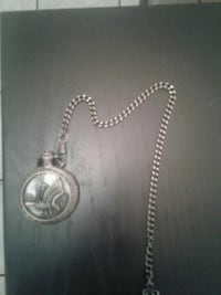 bronze pocket watch with keychain Calgary, T2V