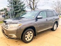 2011 Toyota Highlander/4X4 Drive/Low Mileage/No Accidents/Backup Cam/USB/AM/FM/XM Toronto