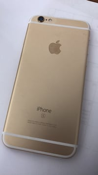 iPhone 6s Gold Ottawa, K0A 2T0