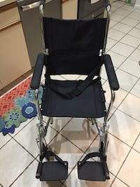 Drive Transport Wheelchair good condition and folds up small for car Margate, 33063