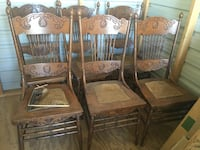 Antique Dining Chairs Bulverde, 78163