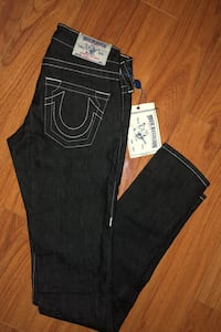 """Skinny True Religion Jeans 24"""" Mississauga, L4T 3A4"""