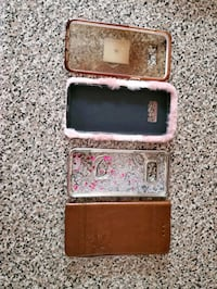 Samsung Galaxy S8 plus cases barely used Worcester, 01608