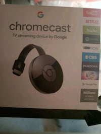Chromecast Anchorage, 99503