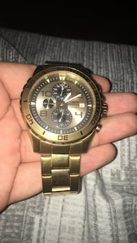 Gold plated heavy watch  Windsor, N9C