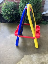 Fisher price 2 sided easel