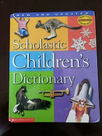 Scholastic Children's Dictionary  Downey, 90241