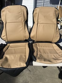 Toyota Rav4 XLE leather complete seats front and rear Los Angeles