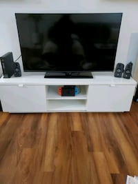 Ikea White Glossy TV Stand/Media & Entertainment Console w Drawers Fairfax, 22031
