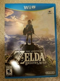Zelda - Breath of the Wild - Wii U 3732 km