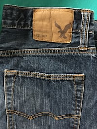 American Eagle jeans slim straight 30/32 Upper St Clair, 15241