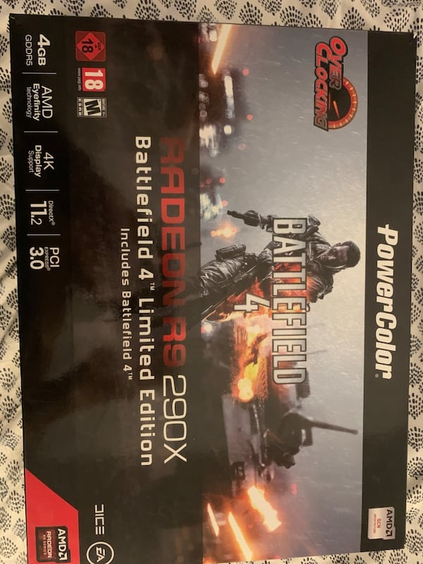 RADEON R929X BATTLEFIELD 4 LIMITED EDITION 0