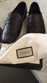 Pair of Gucci Loafers brown new Gatineau, J8T 5G1