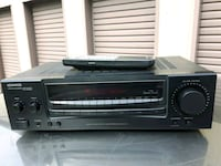 KENWOOD sterio receiver