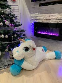 New Giant Unicorn Plush Toy