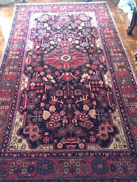 Persian Han knotted rug 100% woolen Toronto, M6A 2A1