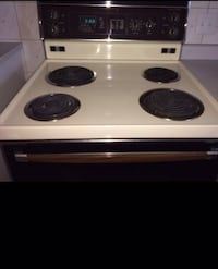 electric coil range oven Toronto, M5R 1J2