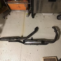 Sportster exhaust  Los Angeles, 90293