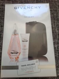Givenchy 100ml Perfume Exclusive Travel Set Burnaby, V5H 4R7