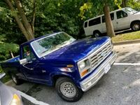 Ford - F-150 - 1984 Silver Spring