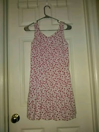 women's pink and white sleeveless dress Grand Junction, 81504