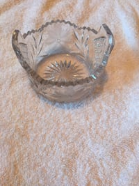 Real authentic Crystal small serving bowl Des Plaines, 60016