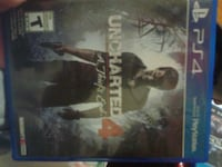 Sony PS4 Uncharted A Thief End 4  Windsor, N8W 4H6