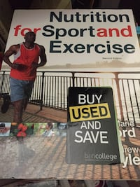 Sport and exercise nutrition  Vaughan, L4H 2R8